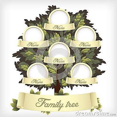 Free Family Tree Stock Photos - 20453433