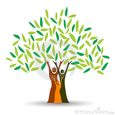 Free Family Tree Royalty Free Stock Photos - 23509848