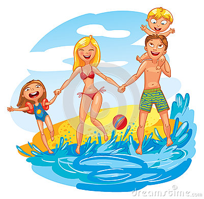 vacation with family
