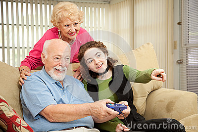 Family Video Game