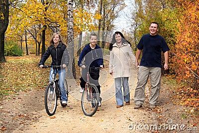 Family - Walk