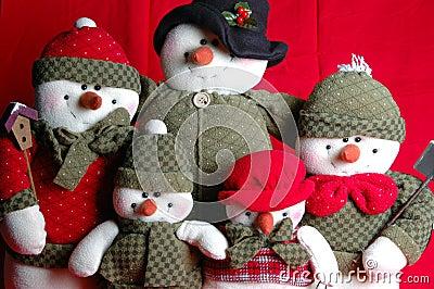 Family winter