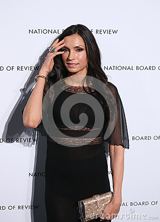 Famke Janssen Editorial Photo