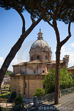 Famous building of rome