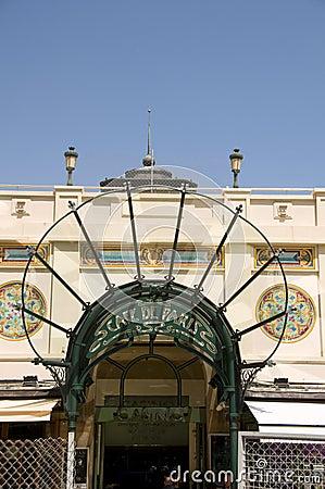 famous Cafe de Paris restaurant casino in Mon Editorial Stock Image