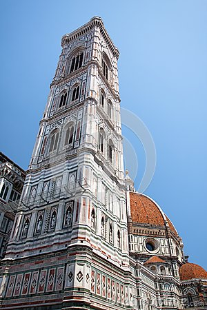 The famous Duomo in Florence