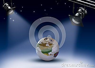 Famous Earth