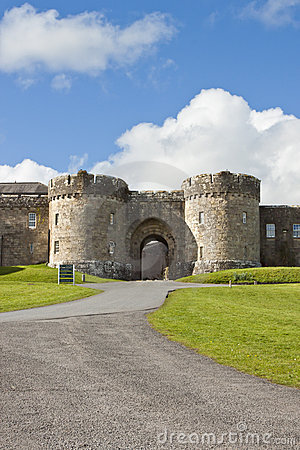 Famous Glenstal Abbey near limerick, Ireland.