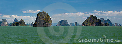 Famous Islands of Thailand