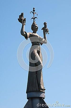 Famous landmark of Constance.