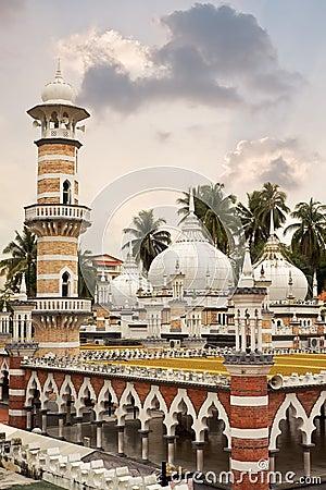 Famous mosque