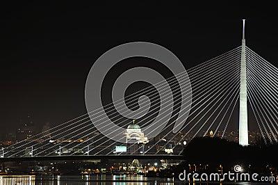 Famous Most na Adi bridge