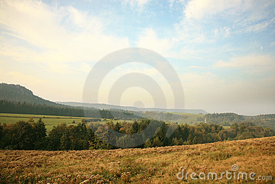 Famous National Park in Poland Table Mountains ( G