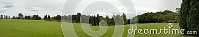 Famous park