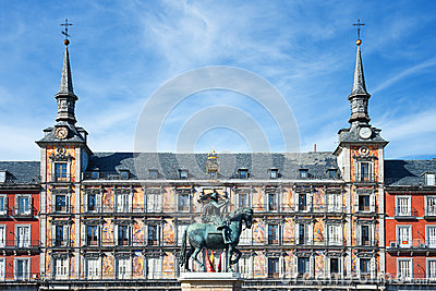 Famous Plaza Mayor