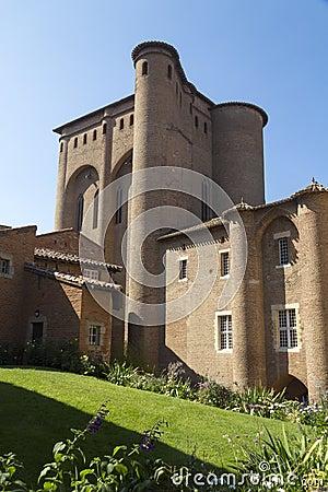 Albi s Toulouse Lautrec museum