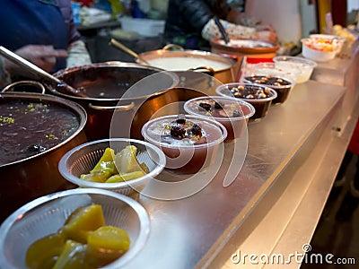 Famous snack in Nanjing