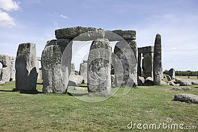 Famous stonehenge