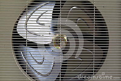 Fan of air conditioners