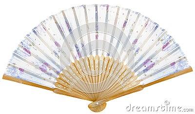 Fan of cloth