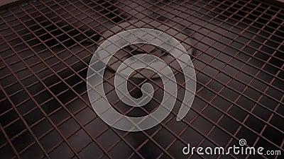 Fan industrial - extractor metrajes