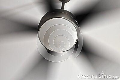 Fan in Motion