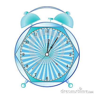 Fancy alarm clock