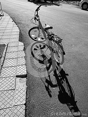 Fancy Bike BW