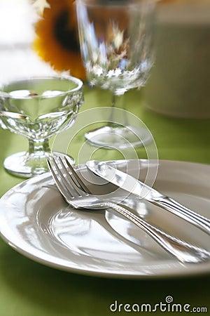 Free Fancy Dinner Royalty Free Stock Photos - 5505108