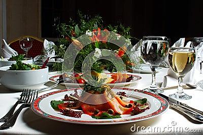 Fancy Dinner