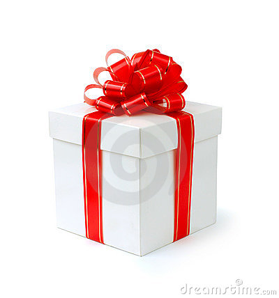 Free Fancy Gift Box Royalty Free Stock Photography - 1569167
