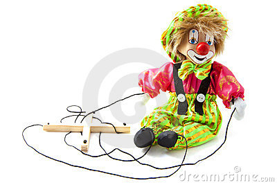 Fancy Happy Clown Royalty Free Stock Photo - Image: 23858655