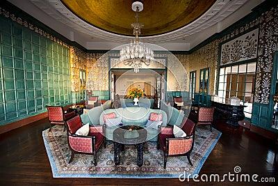 Luxury Resort Hotel Lobby, Sitting Room, Lounge