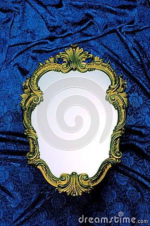 Fancy Mirror Frame