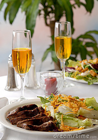 Free Fancy Restaurant Royalty Free Stock Photos - 3415578
