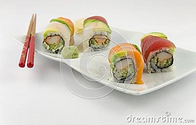 Fancy Sushi Roll