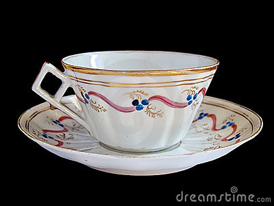 of a fancy  antique teacup Fancy Tea Cups With Tea