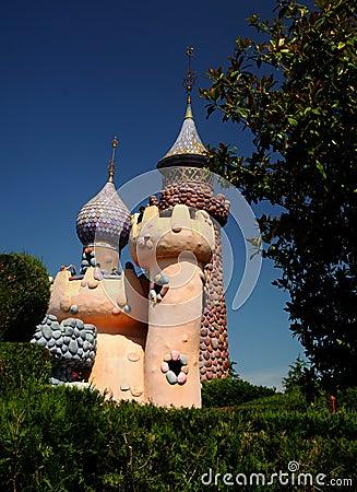 Fanstasyland at Disneyland Paris Editorial Image