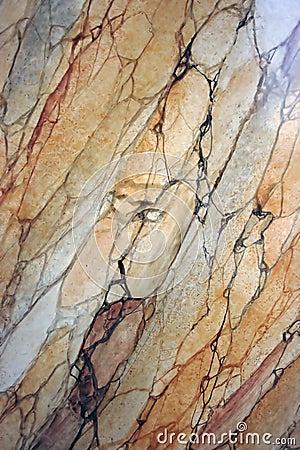Fantasia de mármore