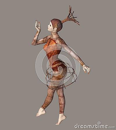 Fantastic Ballerina