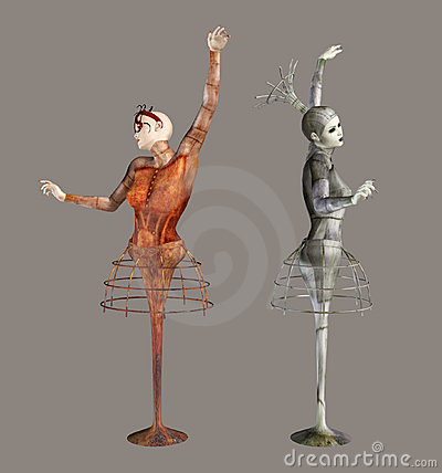 Fantastic Ballerinas