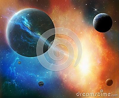 Fantastic cosmos