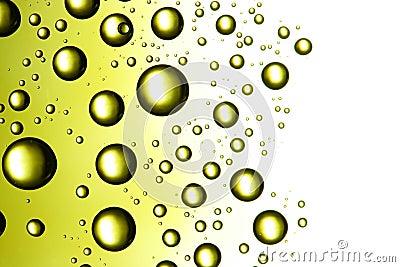 Fantastic green drops