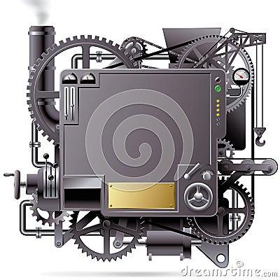 Fantastic machine