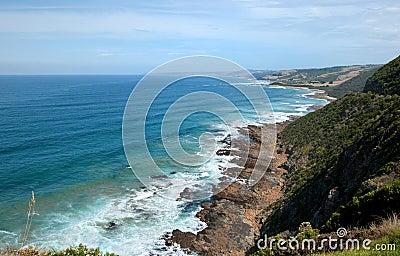 Fantastic paradise wild beach.
