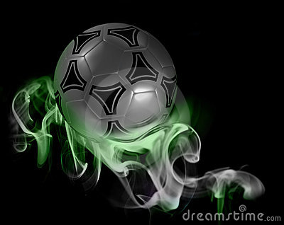 Fantastic soccer ball