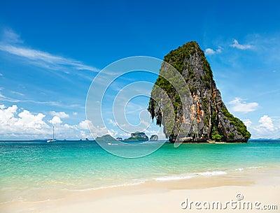 Fantastic tropical beach