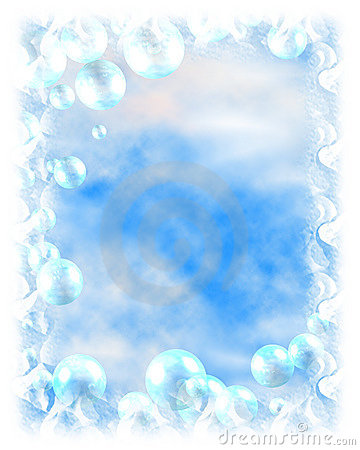 Fantasy Bubble Background