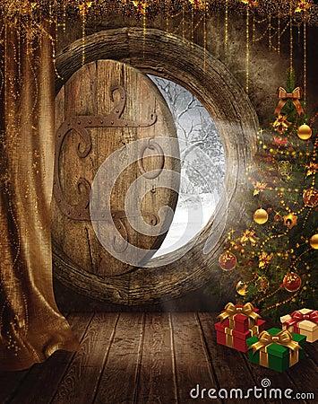 Fantasy fairy room 2