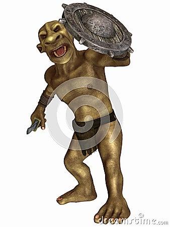 Fantasy Figure - Goblin